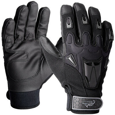 Helikon Idw Tactical Impact Heavy Duty Combat Winter Gloves Airsoft Black