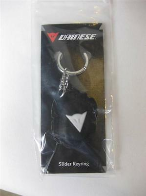 DAINESE SLIDER KEYRING- BLACK       BRAND NEW IN THE PACKAGE!!  FREE SHIPPING!!