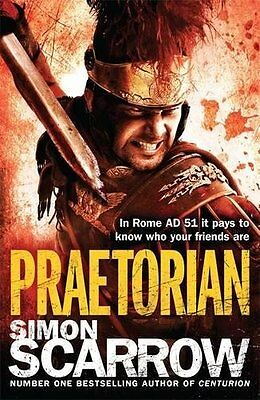 Praetorian (Eagles of the Empire 11) by Scarrow, Simon Book The Cheap Fast Free