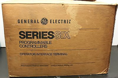 GE IC600KD510CRS IC600KD510C-RS IC600 Operator Interface **NEW IN BOX** #2
