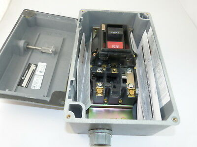 Square D 2510MCW1 AC Manual Starter 2510 MCW1 NEW