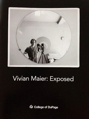 Vivian Maier Gallery Catalog  College of DuPage - Carny Gallery - Extremely Rare