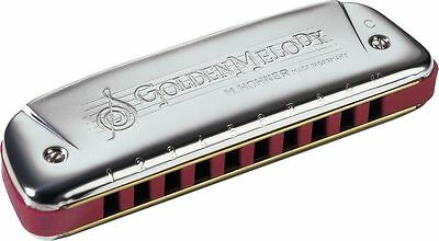 Brand New Golden Melody Hohner C - Free Shipping !