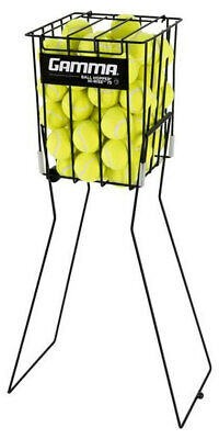 Gamma Hi Rise 75 Capacity Tennis Ball Basket Hopper