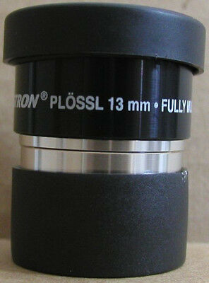 NEW 13mm Celestron Plossl telescope eyepiece