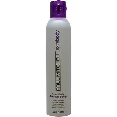 3 Pack Extra Body Finishing Spray by Paul Mitchell for Unisex - 10.1 oz Best Dea