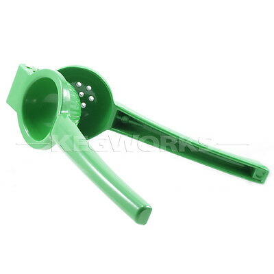 Metal Lime Hand Squeezer - Mini Juicer - Bar Tools, Gadgets & Mixing Accessories