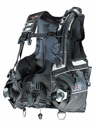 Sherwood Avid CQR3 BCD Scuba Diving Buoyancy NEW 3XL-5XL