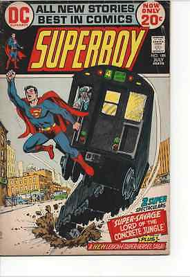 DC Comics! Superboy! Issue 188!