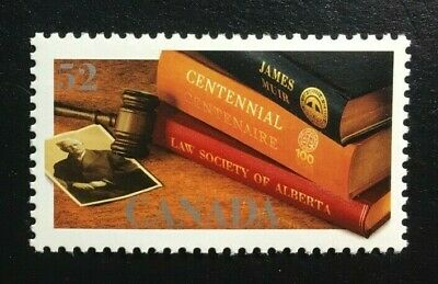 Canada #2228 MNH, Law Society of Alberta Stamp 2007