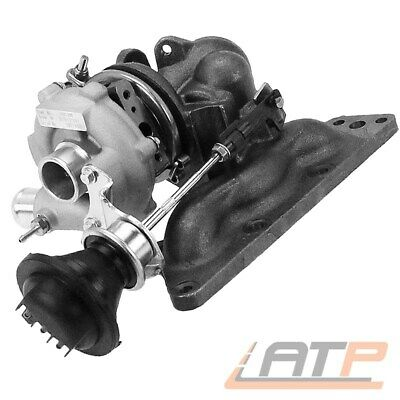 Abgas-Turbo-Lader +Abgas-Krümmer Smart For-Two 0.7 Bj 04-07 Roadster 0.7