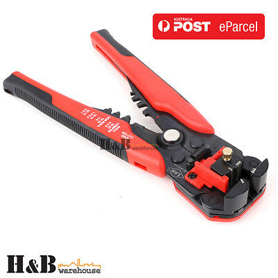 Automatic Wire Cable Cutter Stripper Pliers Electrical Crimper Stripping  T0034