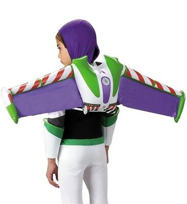 Disney Toy Story Buzz Lightyear Jetpack Dress Up Halloween Kid Costume Accessory