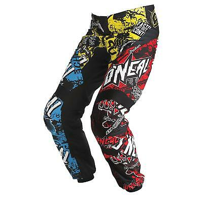ONeal Element Hose WILD Multi MX DH FR Moto Cross Enduro Offroad Downhill
