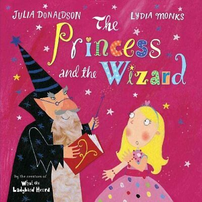 The Princess and the Wizard by Donaldson, Julia Paperback Book The Cheap Fast