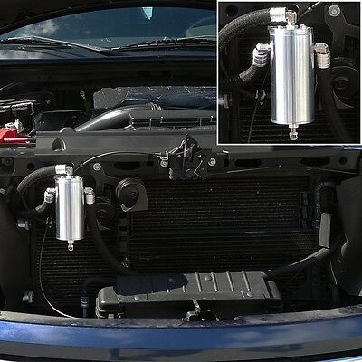 UPR F150 Ecoboost Plug n Play™ Dual Valve Catch Can and UPR Clean Side Separator