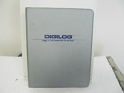Digilog Protocol Analyzer Family Menus Dictionary Manual
