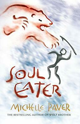 Soul Eater: Chronicles of Ancient Darkness book ... by Paver, Michelle Paperback