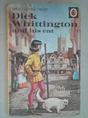 Dick Whittington and His Cat (A Ladybird Easy Reading Book)(Well-Lo... Paperback