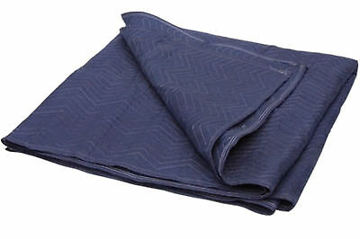 FURNITURE REMOVALIST BLANKET X 1  QUILTED PACKING MOVING STORING 3.4mt X 1.8mt