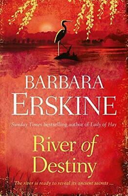 River of Destiny, Erskine, Barbara Book The Cheap Fast Free Post