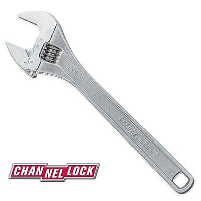 "Channellock 815 15"" Adjustable Wrench"