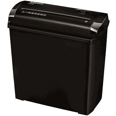 Fellowes Powershred P-25 5 Page Strip Cut Shredder - Model 4701201 - Brand New!