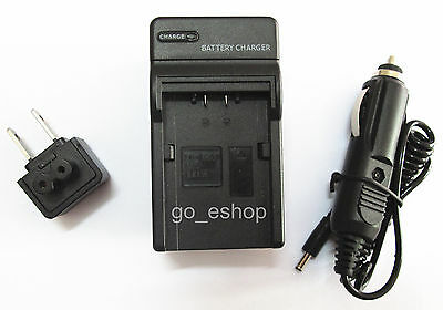 Battery Charger for Canon PowerShot SD1200IS SD1300IS SD4000IS Digital Camera