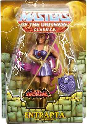 Masters of the Universe Classics Entrapta Action Figure MOTUC In Stock