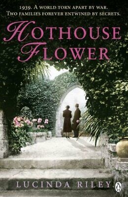Hothouse Flower by Riley, Lucinda Paperback Book The Cheap Fast Free Post