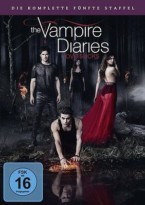 The Vampire Diaries - Season/Staffel 5 * NEU OVP * 5 DVDs