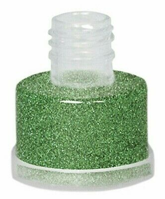Grimas Poly Glitter Green Loose Fine Face Body Stage Theatrical Pro Makeup 25ml