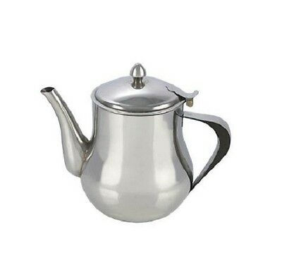 Tea Pot Stainless Steel Pendeford Large 2 Litre Teapot Coffee Kettle Kitchen New