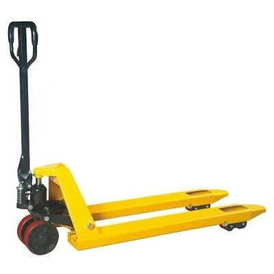 Pallet Truck PT-04 Euro 2.5T Capacity with German Pump Unit, Collection Only!