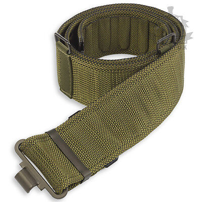 British Army Olive Green Plce Working Belt Military Uniform