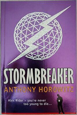 Stormbreaker (Alex Rider) by Horowitz, Anthony Paperback Book The Cheap Fast