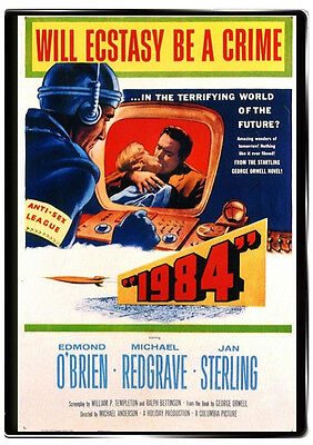 "George Orwell's ""1984"" - 1956 - Edmund O'Brien, Jan Sterling, Michael Redgrave"