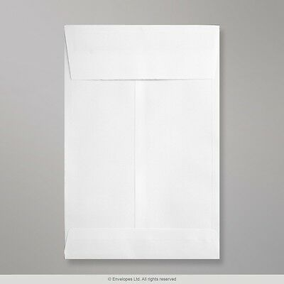 A4 / C4  Manilla + White Gusset Envelopes  With /without Window 120 Gsm +Freedel