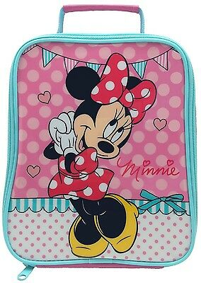 Minnie Mouse 'Minnie's Day Out' Insulated Lunch Bag/Box | Disney