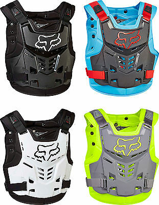 Fox Racing Adult ProFrame LC Roost Protector - Motocross Offroad ATV Dirtbike