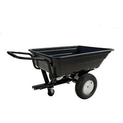 """Ride On Mower Trailer with large 8"""" wheels and 4 ply tyres - SAVE $80.00"""