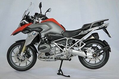 Genuine BMW R1200GS LC 1:10 Scale Collectors Model - Racing Red / Thunder Grey