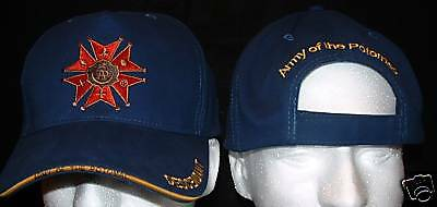 Army of the Potomac Hat  Ball Cap w/embroidered Civil War Medal (Choice of 2)