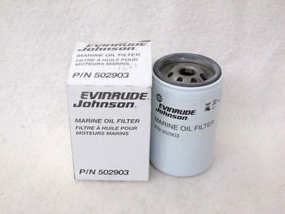 OMC/Johnson/Evinrude Oil Filter 0502903