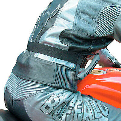 Bike-It Pillion/Passenger Motorcycle/Bike/Motorbike Waist Belt Grippers/Handles
