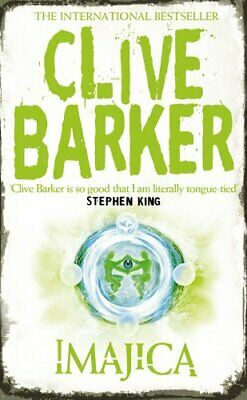 Imajica by Barker, Clive Paperback Book The Cheap Fast Free Post