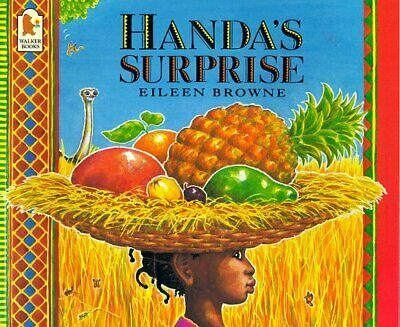 Handa's Surprise by Browne, Eileen Paperback Book The Cheap Fast Free Post