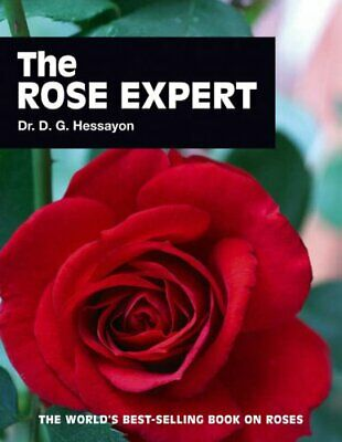 Rose Expert by Hessayon, Dr D G Paperback Book The Cheap Fast Free Post