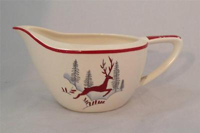Crown Devon Stockholm Milk/Cream Jug