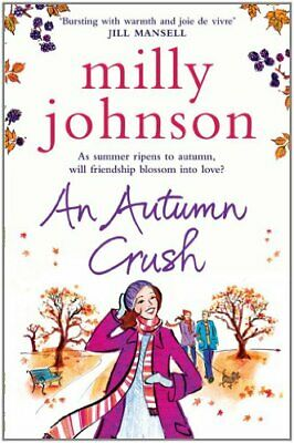 An Autumn Crush by Johnson, Milly Book The Cheap Fast Free Post